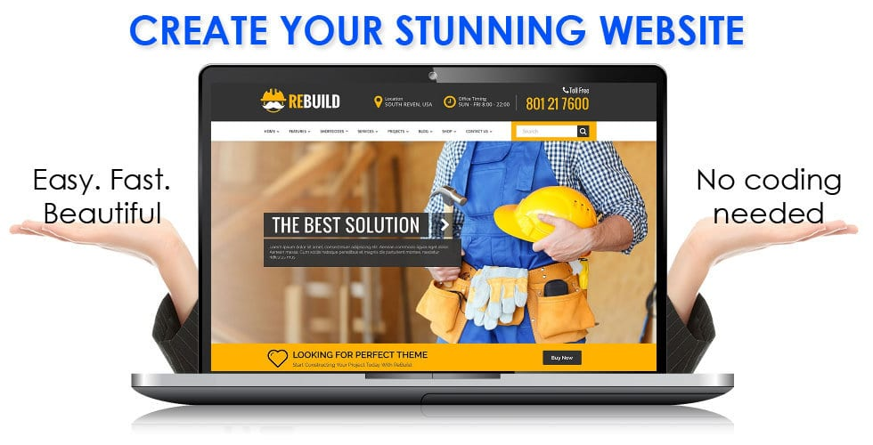 Easy Website Builder Platinum